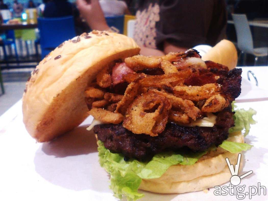The Whammer (259 PHP)