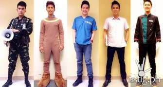 Gandang Lalake: A beauty pageant for career-oriented men