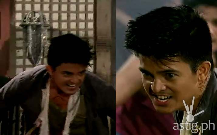 Jason Abalos as Ulric in Moon of Desire