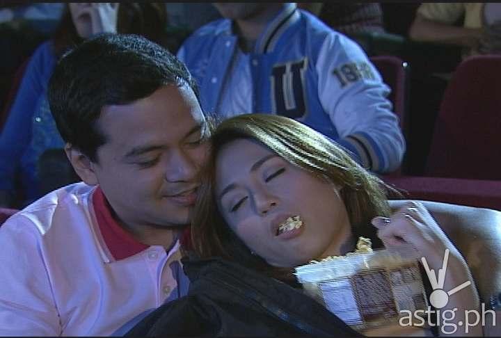 John Lloyd Cruz and Toni Gonzaga in Home Sweetie Home