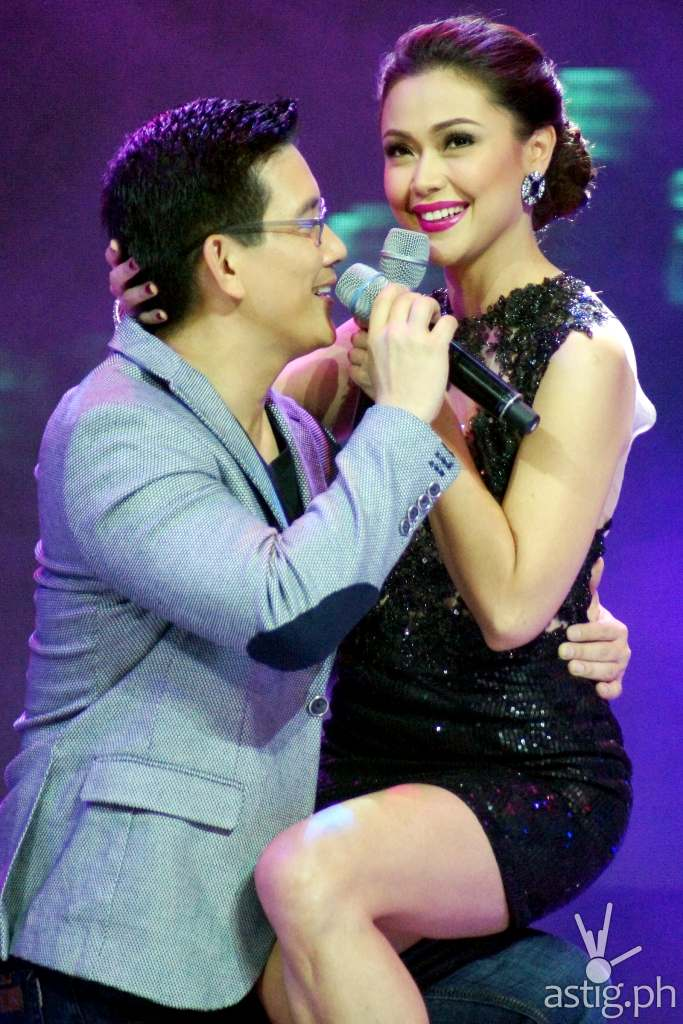 Maya and Ser Chief treated thousands of 'Be Careful With My Heart' fans at the Big Dome