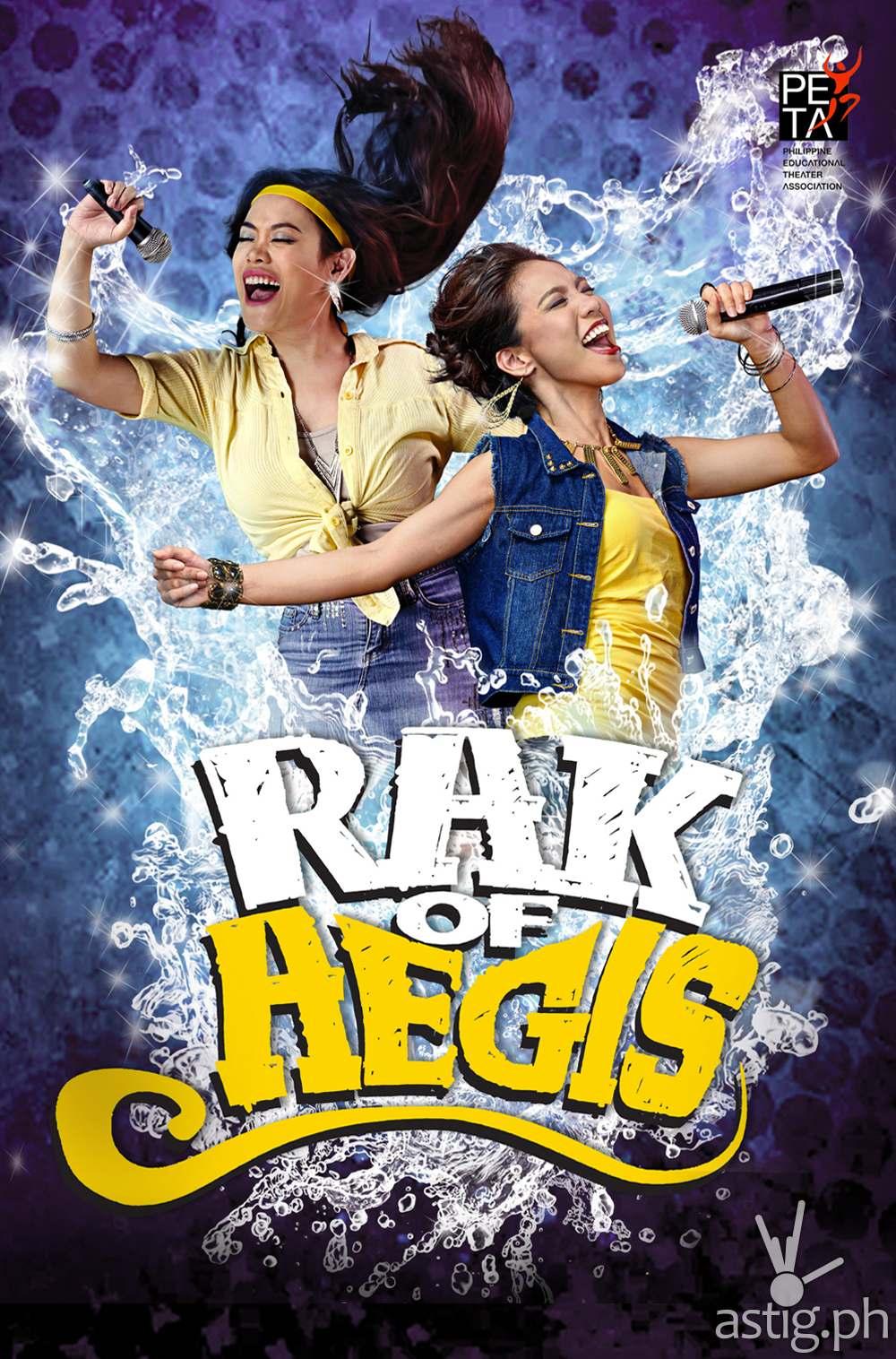 Rak of Aegis Aileen poster