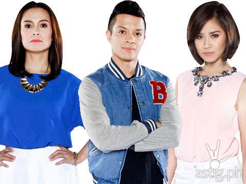 Lea, Bamboo, and Sarah in The Voice Kids ultimate showdown ...
