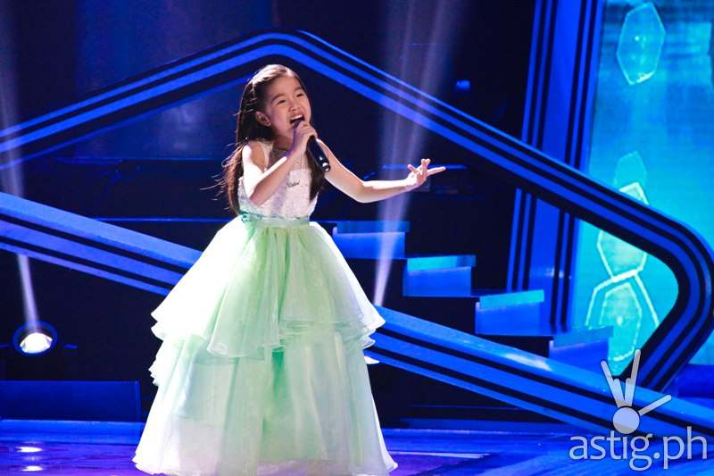 Team Lea's Darlene (Power Ballad performance)