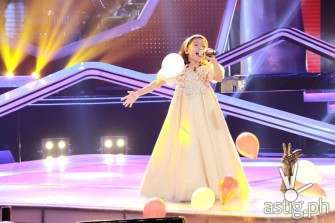 This video of Lyca's blind auditions will give you goosebumps