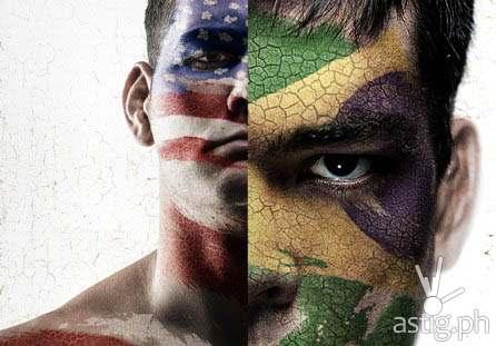 UFC 175 Weidman versus Machida