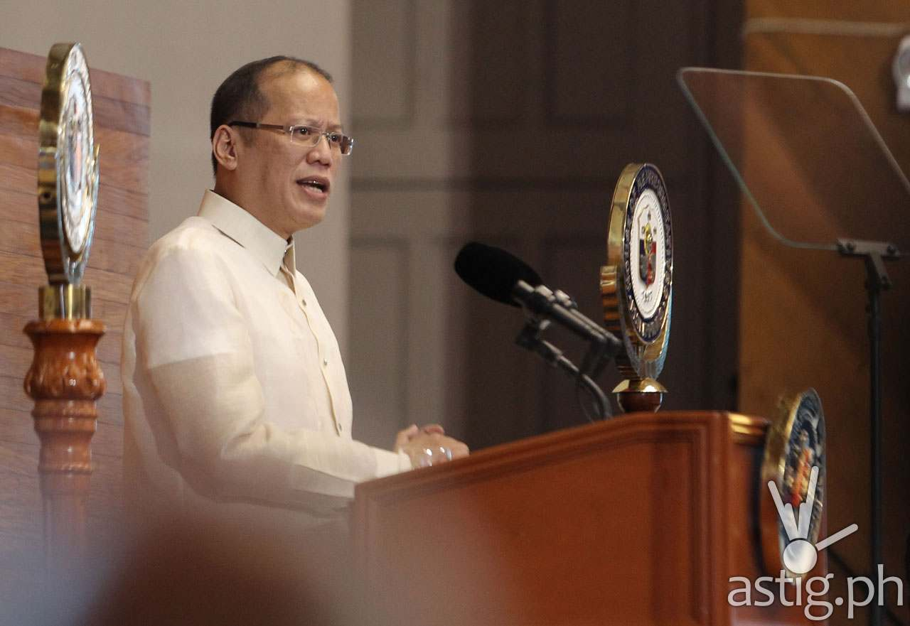 Philippine President Benigno Simeon Aquino State of The Nation Address (SONA) 2014 transcript