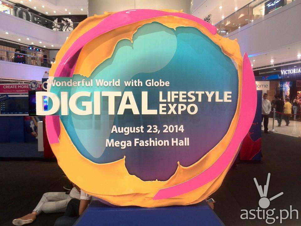 Globe Digital Lifestyle expo