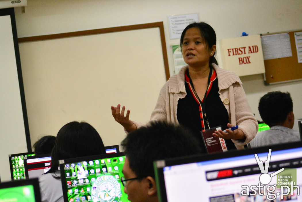 AR Sabangan, senior editor and research head of Interaksyon.com