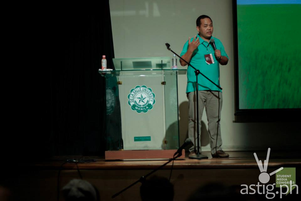 Anton Diaz, founder of Our Awesome Planet