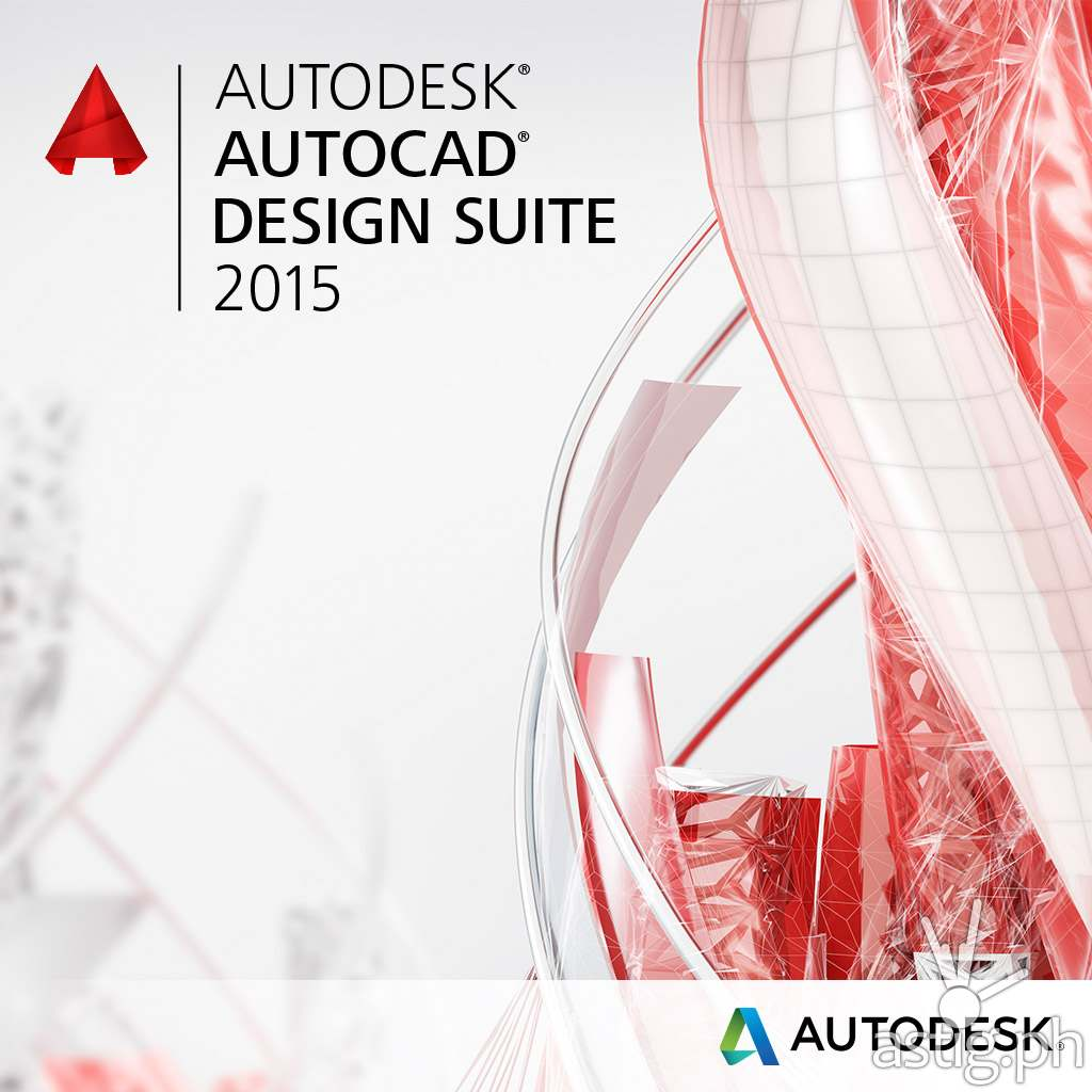 AutoCAD Design Suite 2015 box shot