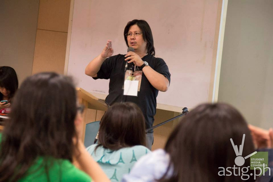 Benjie Marasigan Jr, President of the Animation Council of the Philippines