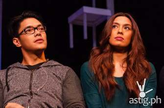 Nikki Gil, Joaquin Valdes in their most challenging roles ever?