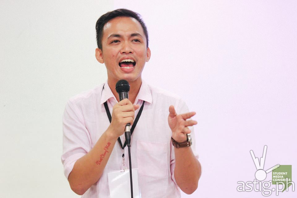 David Halili talked about marketing