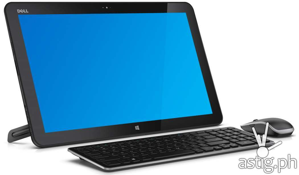 Dell XPS 18 all in one portable PC