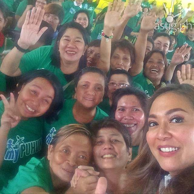 Karen Davila celebrates first anniversary of My Puhunan with Kabuhayan Caravan