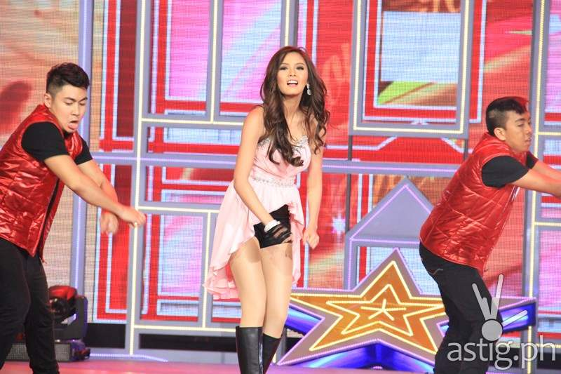 Kim Chiu at PBB All In: The Big Night