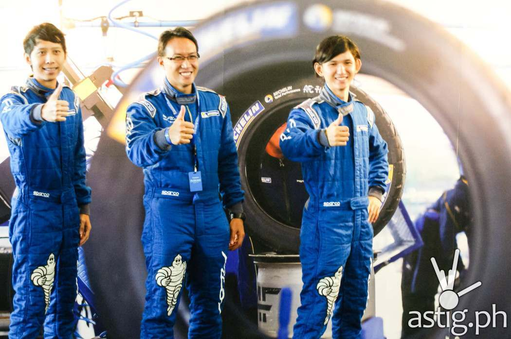 MICHELIN Right 2 Race winners at the Sepang International F1 Circuit