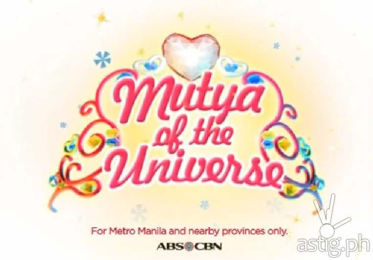 Mutya of the Universe poster