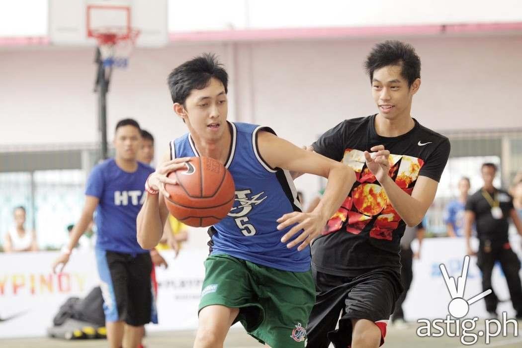 Nike PLAYPINOY youth basketball tournament