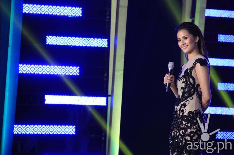 PBB host Bianca Gonzalez