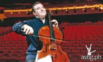 Famed cellist Richard Bamping to hold concert in PH