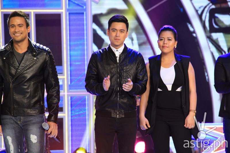 Sam Milby, and PBB All In ex-housemates Jacob and Cheridel