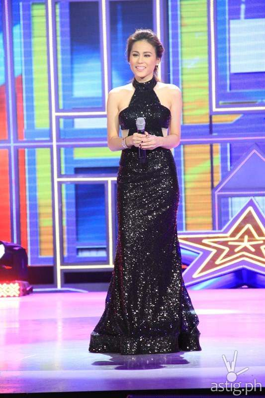 Toni Gonzaga at PBB All In: The Big Night