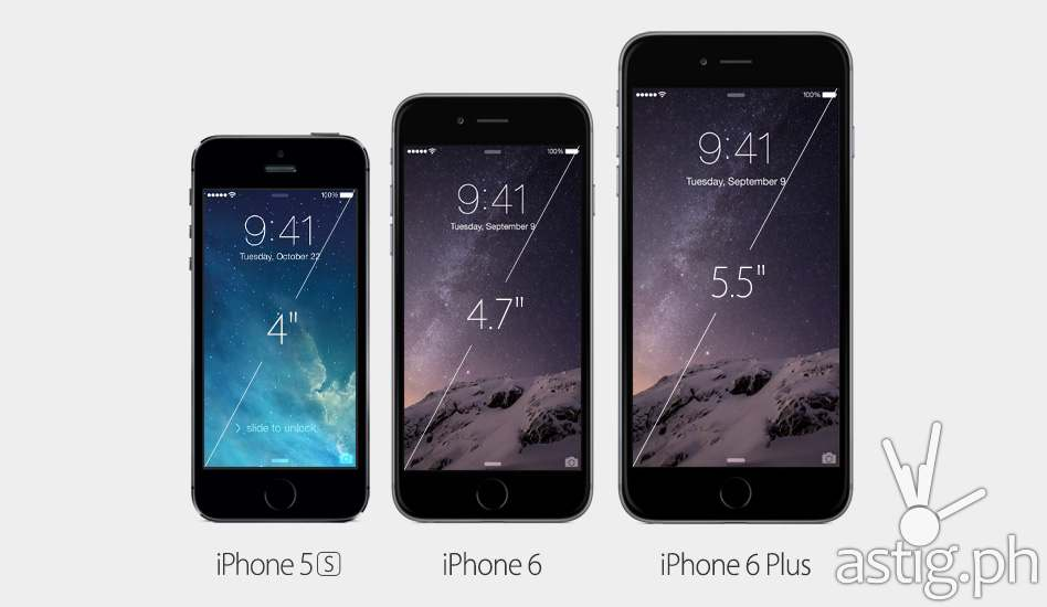 Apple iPhone 6 and Apple iPhone 6 Plus