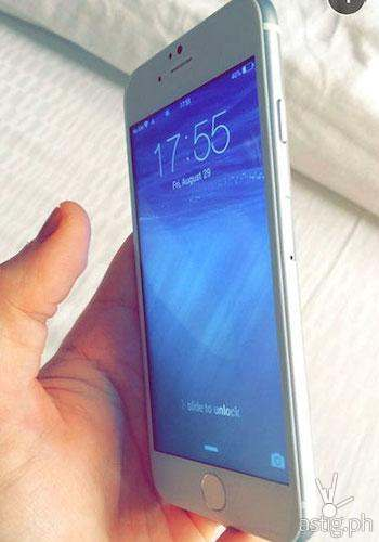 Apple iPhone 6 front