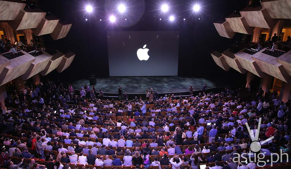 Apple iPhone 6 launch at Cupertino, CA, USA