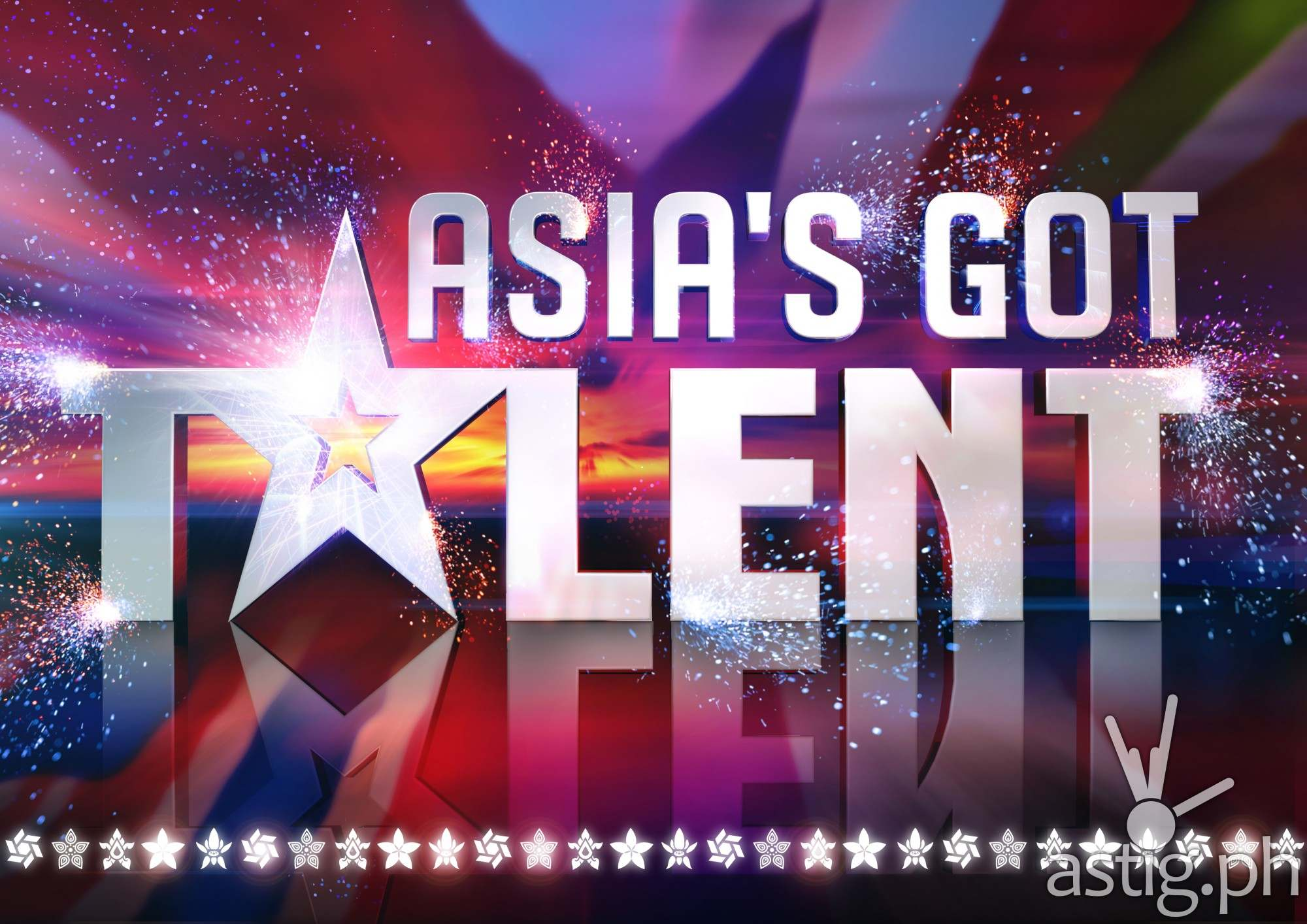 Asia's Got Talent AXN Asia Philippines