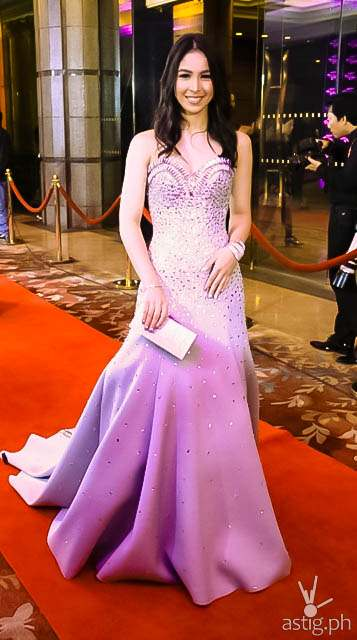 Best Dressed (female) Julia Barretto Star Magic Ball 2014