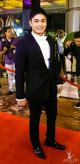 Coco Martin Star Magic Ball 2014
