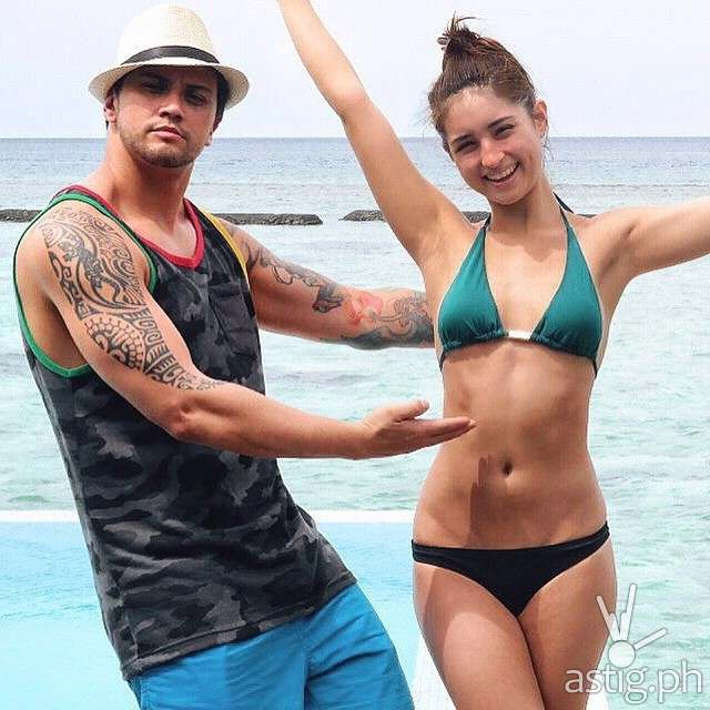 Coleen Garcia & Billy Crawford