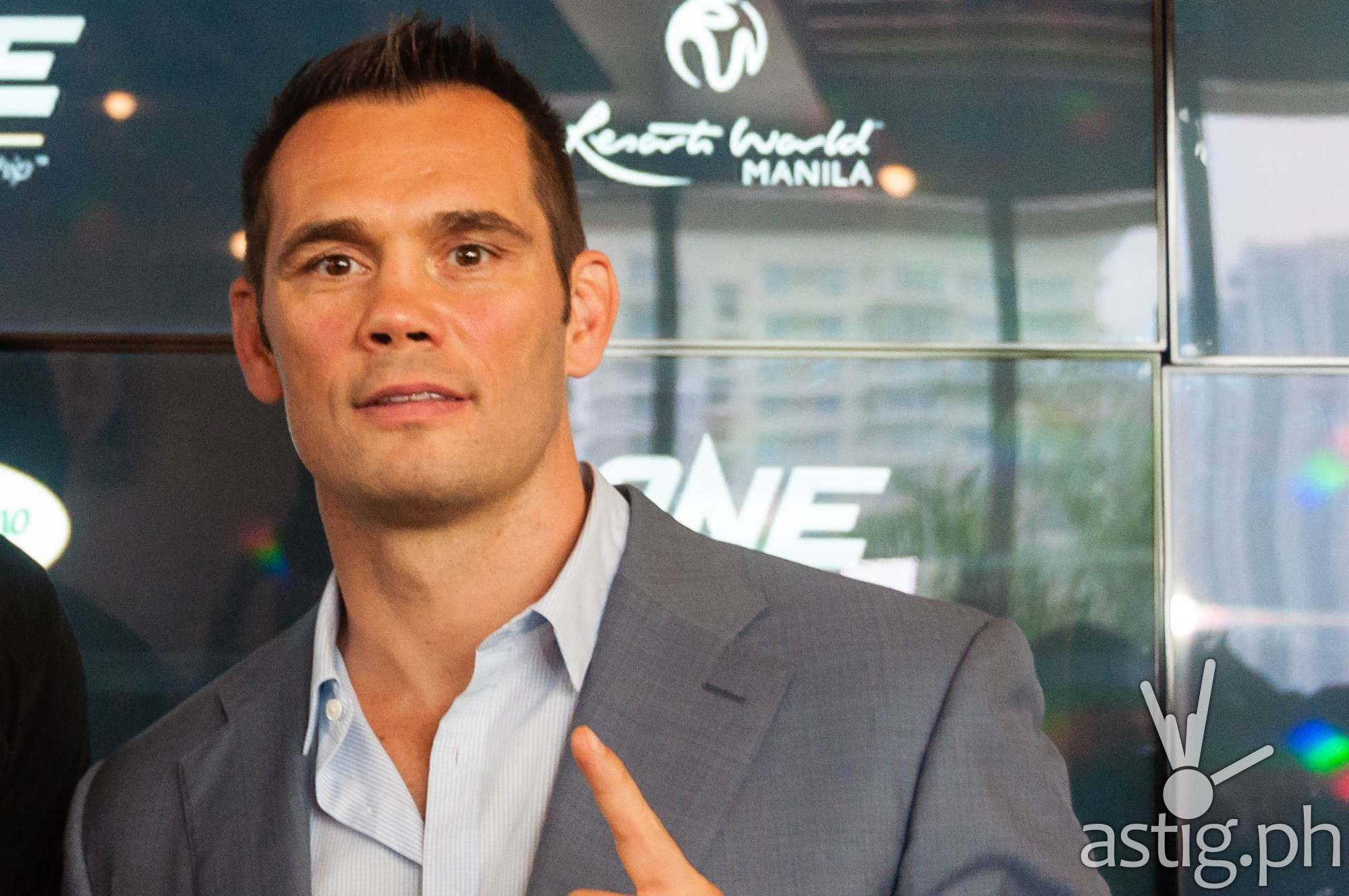 Rich Franklin joins ONE FC as Vice President for Asian Mixed Martial Arts