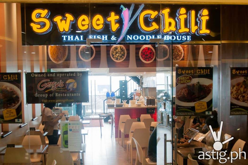 Sweet Chili by Gerry's Grill at Fisher Mall Quezon City