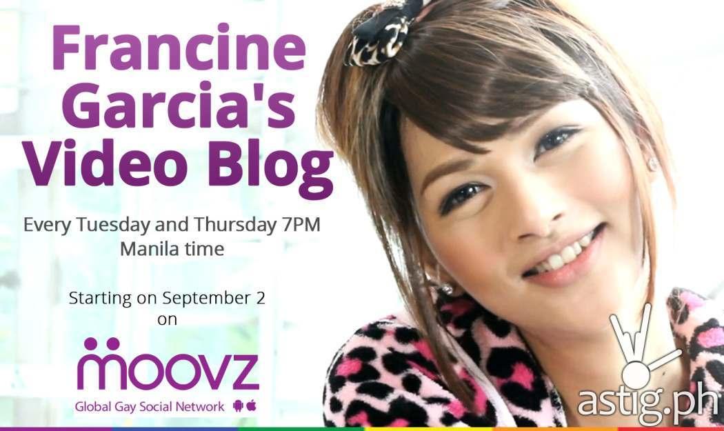 Francine Garcia video blog