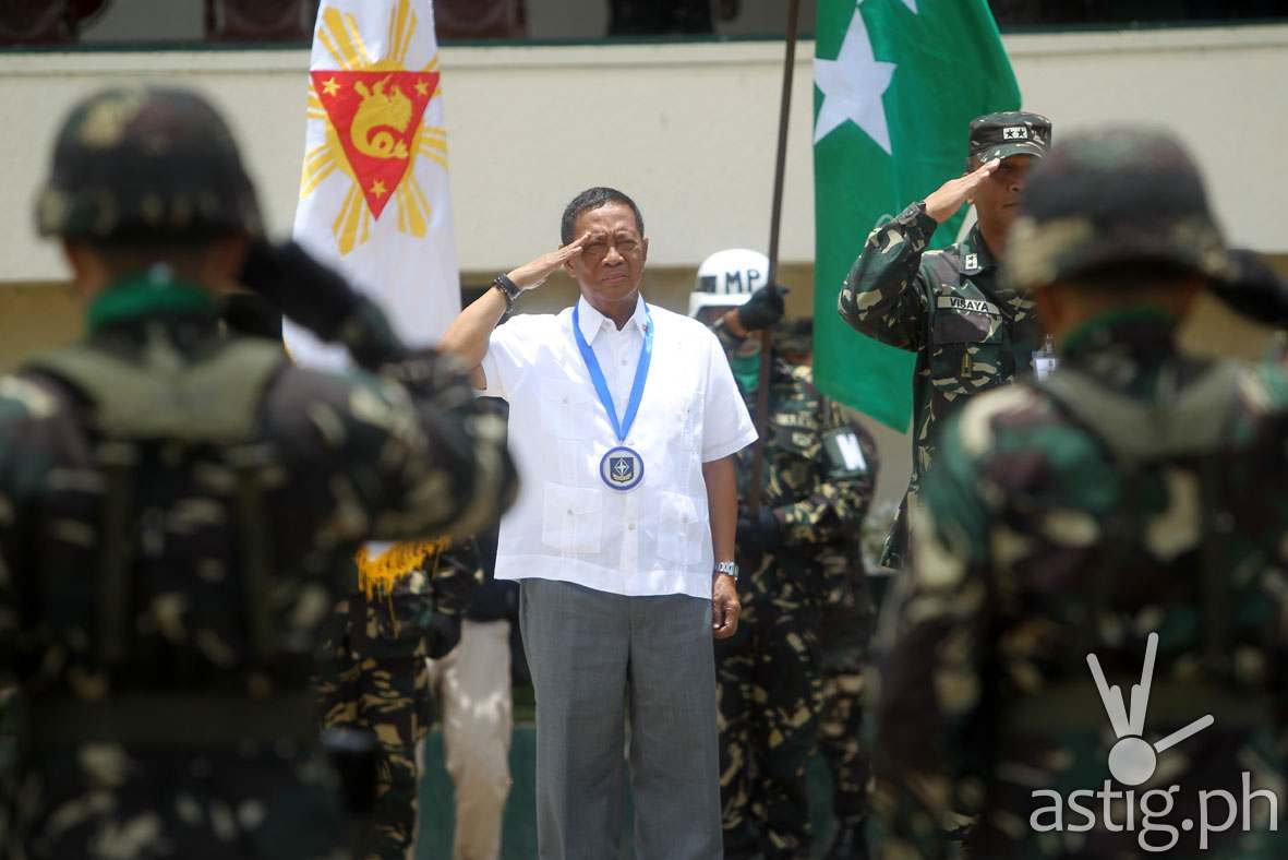 Jejomar C. Binay Vice President of the Philippines