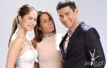 Jessy Mendiola Pokwang and Enchong Dee Call Center Girl