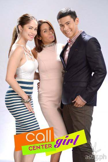 Jessy Mendiola, Pokwang, and Enchong Dee star in Call Center Girl