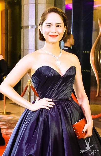 Jessy Mendiola Star Magic Ball 2014