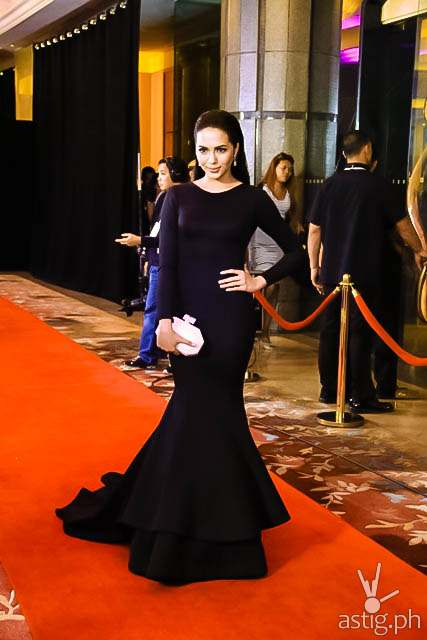 Julia Montes Star Magic Ball 2014