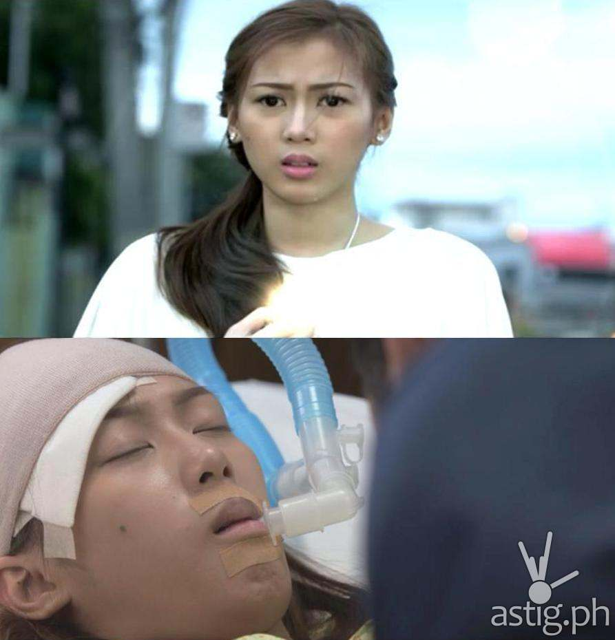 Alex Gonzaga to cry on Pure Love