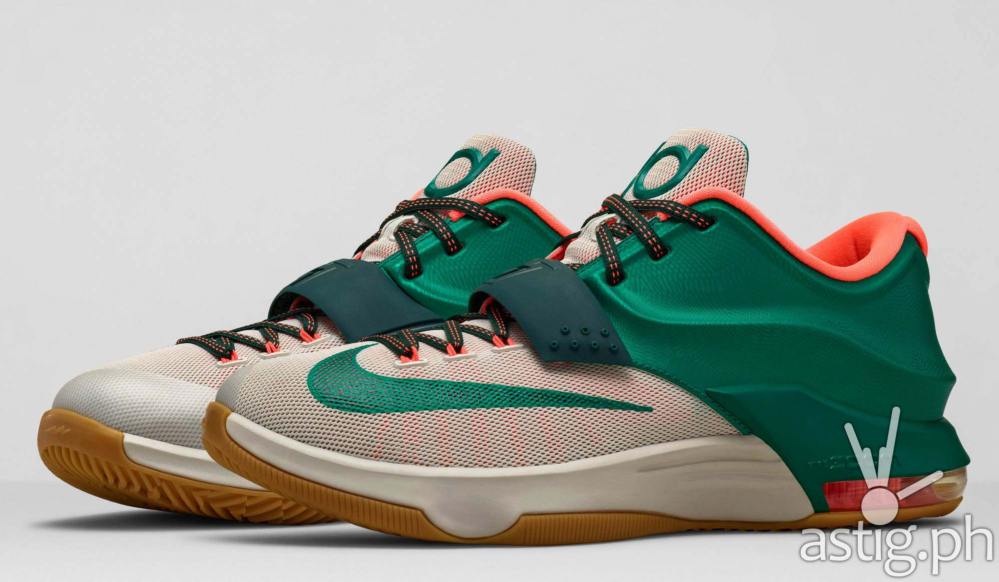 buy popular 6ef62 75ced Kevin Durant KD7 Nike latest basketball shoes released