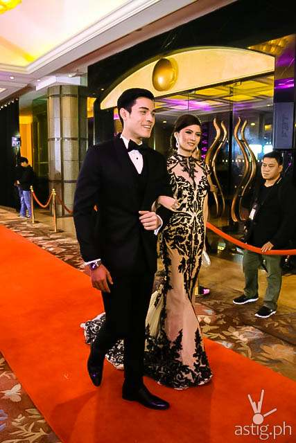 Kim Chiu and Xian Lim Star Magic Ball 2014