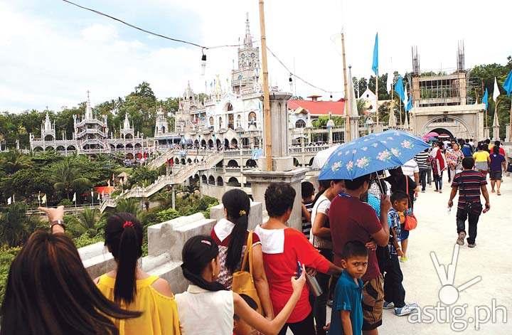 Mother Mary birthday celebration Philippines Catholic (Juan Carlo de Vela)