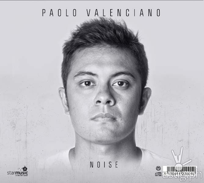 Paolo Valenciano Silence / Noise album cover