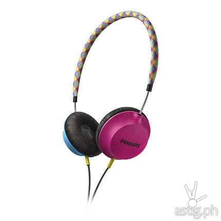 Philips Strada headband headphones