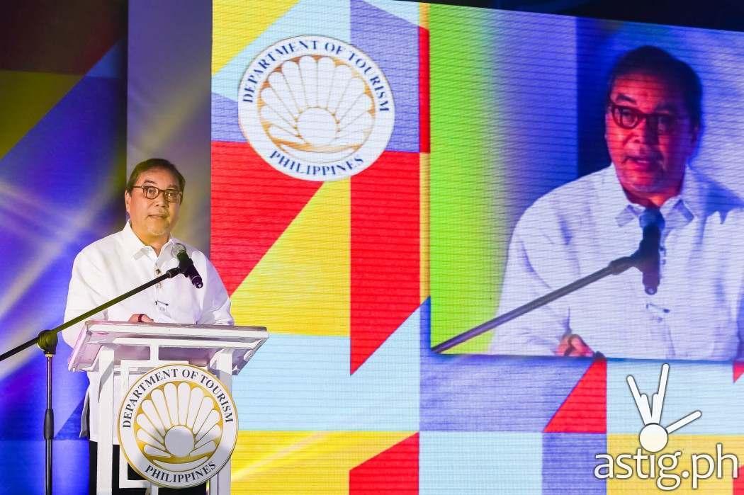 Ramon Jimenez Jr. Department of Tourism (DOT) Philippines Secretary